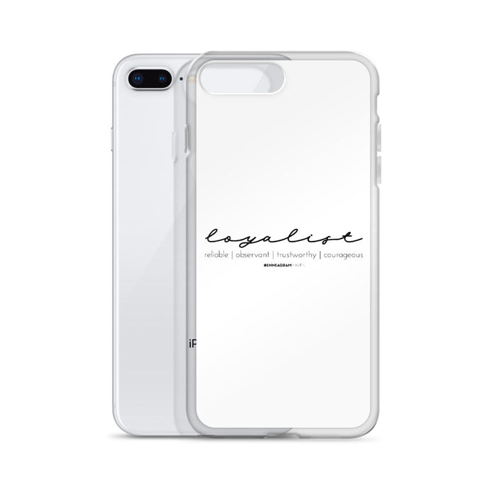 Loyalist iPhone Case