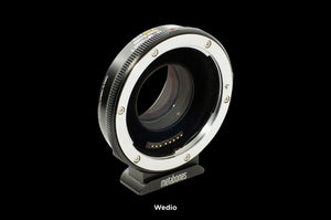 Metabones Canon EF to Micro 4/3 T Speed Booster Ultra