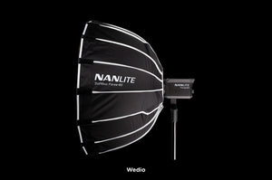 Nanlite Parabolic Softbox for Forza 60