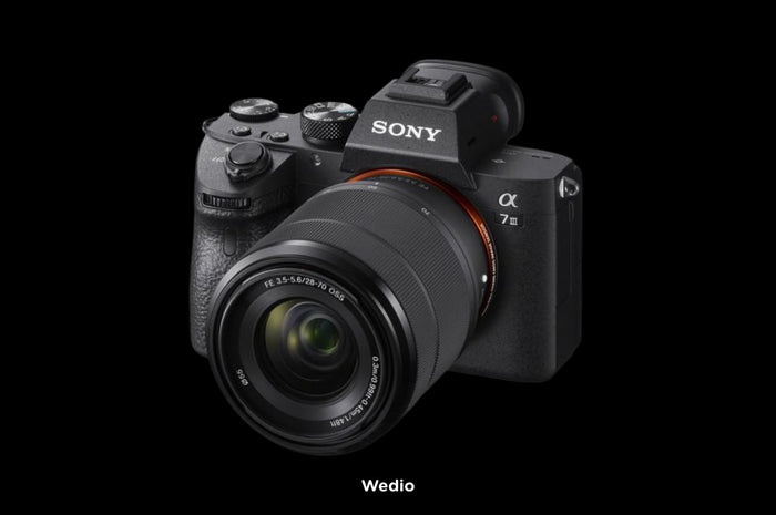 Sony Alpha A7 III incl. 28-70mm lens
