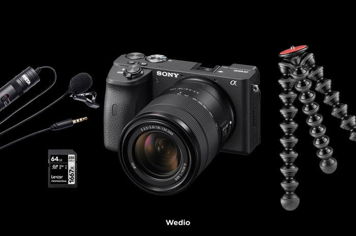 Sony YouTube Get Started Kit