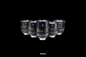 Tokina Cinema Vista Prime Lens Package