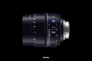 ZEISS Compact Prime CP.3 100mm T2.1