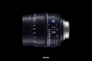 ZEISS Compact Prime CP.3 135mm T2.1