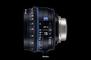 ZEISS Compact Prime CP.3 15mm T2.9