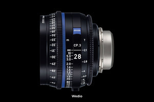 ZEISS Compact Prime CP.3 28mm T2.1