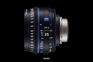 ZEISS Compact Prime CP.3 35mm T2.1