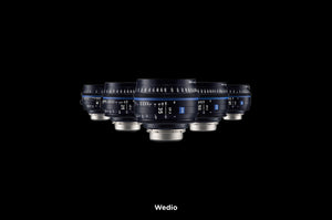 ZEISS Compact Prime CP.3 Lens Package
