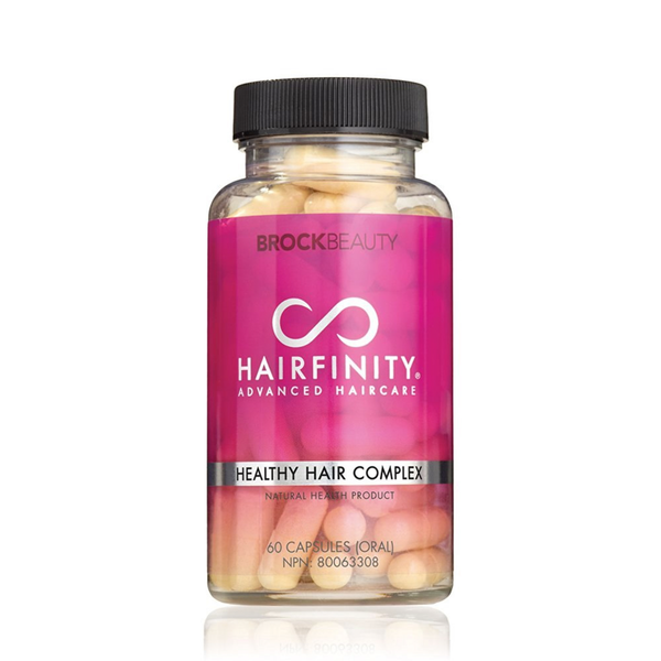 Hairfinity Healthy Hair Hajnövesztő Hajvitamin