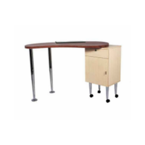 CSH-2708 Manicure Table (Oak)