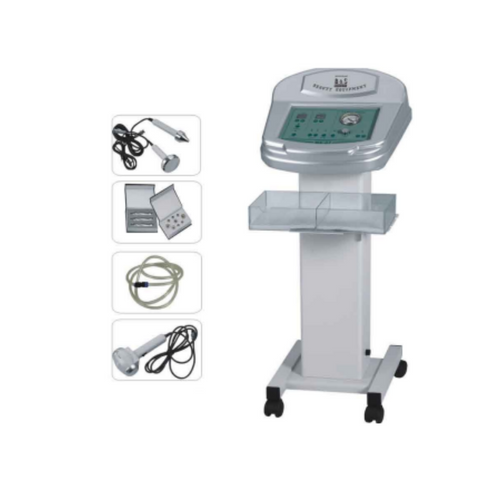 D-MS07X (Diamond Microdermabrasion with Ultrasonic & Hot Cold Ultrasonic Hammer)