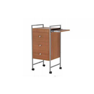 Wooden Hair Styling Trolley CSH-2776