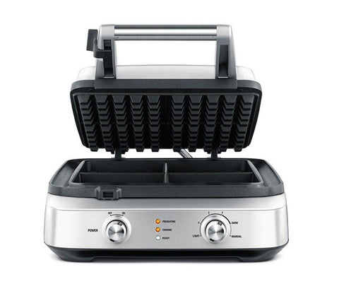 the Smart Waffle™ Pro 4 Slice RM-BWM604BSSUSC (Remanufactured)
