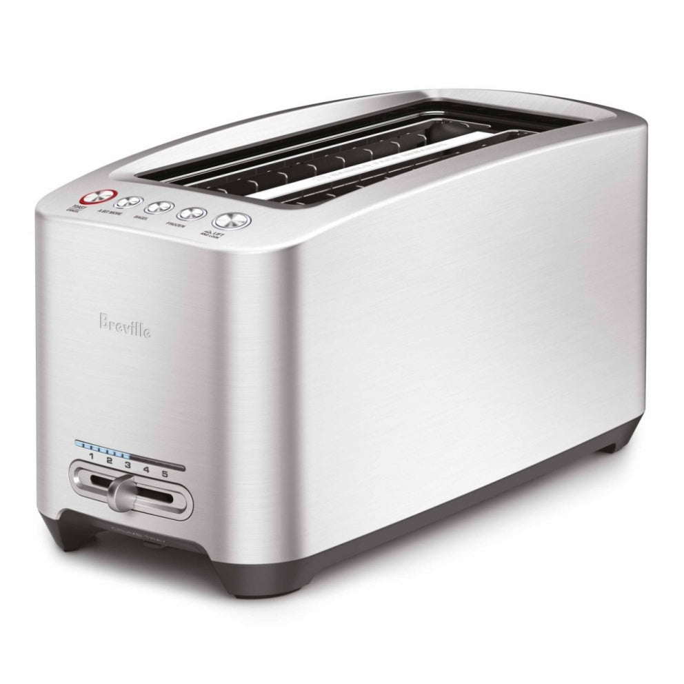 Smart Toast Die Cast 4-Slice Smart Toaster RM-BTA830XL (Remanufactured)