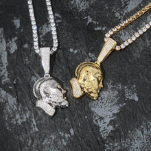 Load image into Gallery viewer, Nipsey Hustle The GREAT pendent