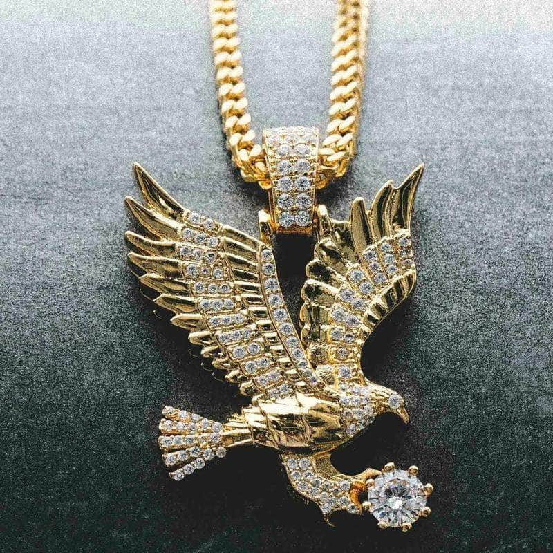 Freedom Eagle Pendant