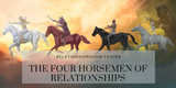 The Four Horsemen of Relationships: Predicting Divorce