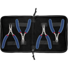 Load image into Gallery viewer, Tronex General Purpose Pliers & Cutter Set, Short Jaw In Case (Standard Handles)