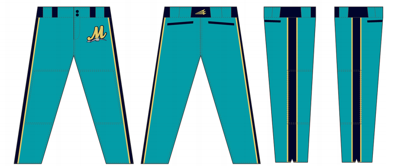 Missouri Miners Triton Long Pants BP3B