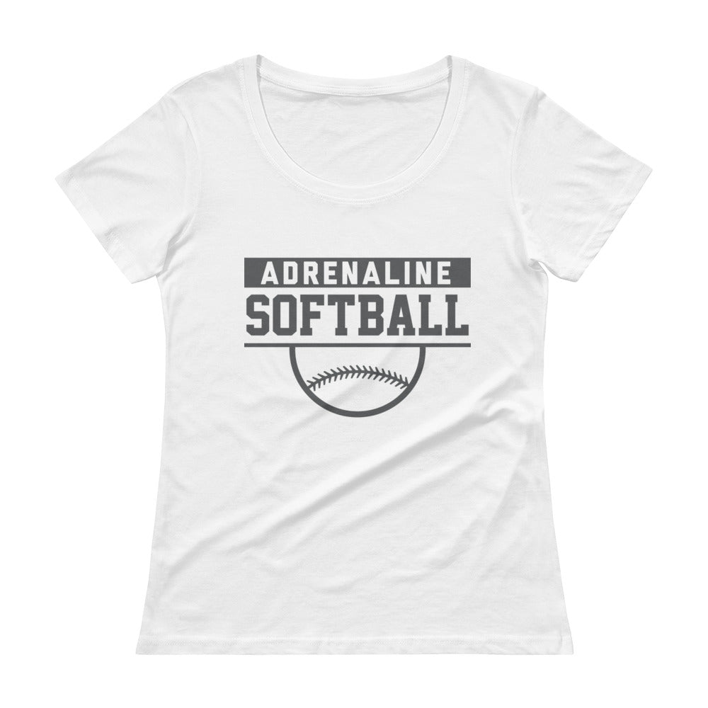 Ladies' Scoopneck T-Shirt
