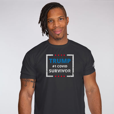 Trump COVID Survivor Tee