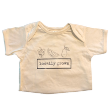 Load image into Gallery viewer, LOCALLY GROWN TEE // BABY + TODDLER SIZES