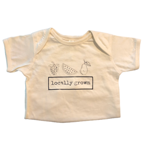 LOCALLY GROWN TEE // BABY + TODDLER SIZES