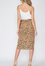 Load image into Gallery viewer, DOT WRAP SKIRT