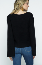 Load image into Gallery viewer, BELL SLEEVE SWEATER // FINAL SALE