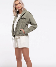 Load image into Gallery viewer, CAPRI LINEN JACKET // TWO COLORS