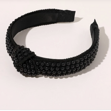 Load image into Gallery viewer, BEADED HEADBAND // 2 COLORS