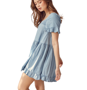 CICI BABYDOLL DRESS