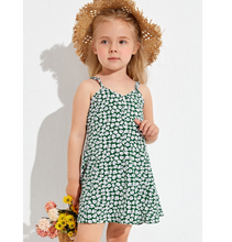 Load image into Gallery viewer, AVA FLORAL DRESS // TODDLER