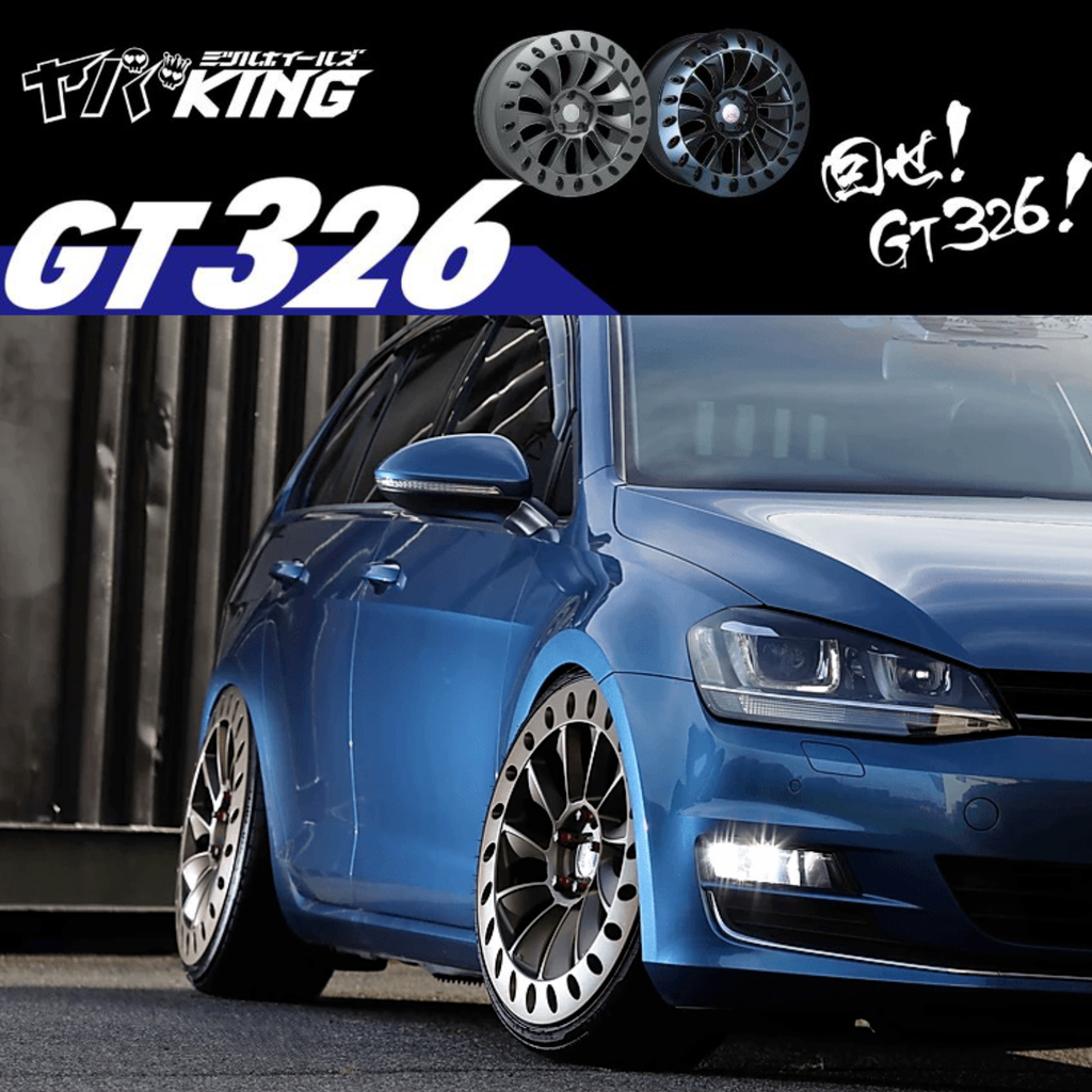 326POWER Yabaking GT326 Wheels