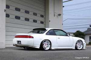 326POWER Nissan S14 Trunk Spoiler