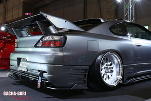 326POWER Nissan S15 Gachabari Medium 2 Fenders