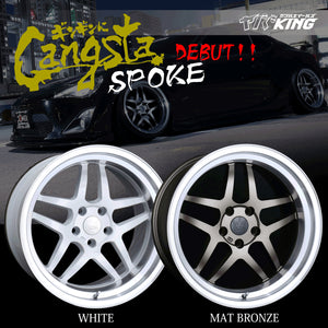 326POWER Yabaking Gangsta Wheels