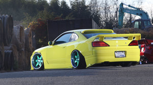 326POWER Nissan S15 Gachabari Medium Fenders