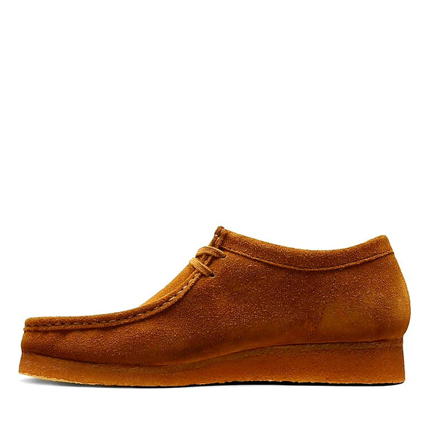 Wallabee Nubuck Gold