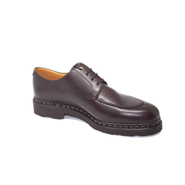 Veley Marron Cuir Grainé 063733 - Pirotais