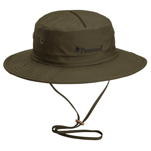 Pinewood Mosquito Hat Moss Green