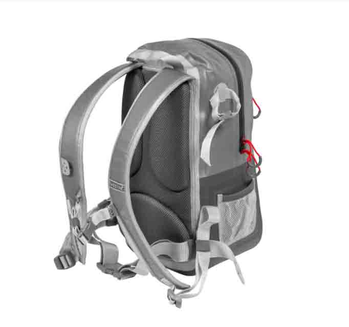 Westin W6 Wading Backpack Silver/Grey