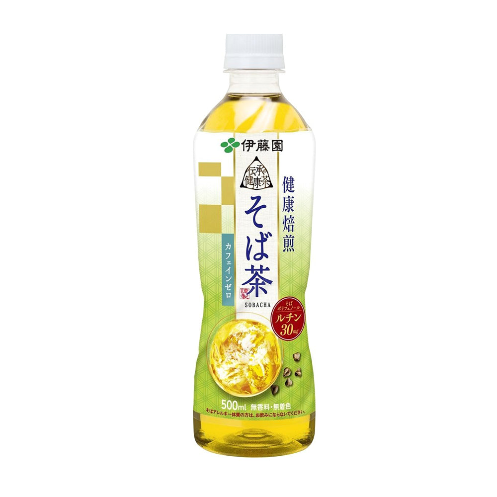 ITOEN SOBA TEA PET 500ml