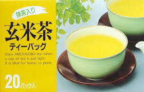 SOAN GENMAI CHA TEA BAG