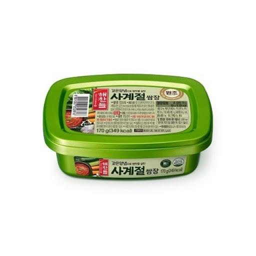 CJ HAECHANDLE SEASONED SOYBEAN PASTE 170g