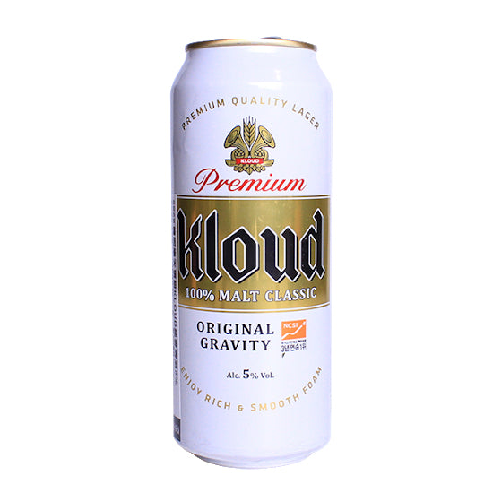 Lotte Kloud  Beer Classic 500ml