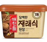 CJ HAECHANDLE KOREAN SOYBEAN PASTE 500g