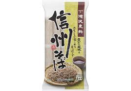 SHINSHU SARASHINA SOBA 600G