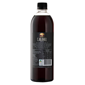 Caramel Coffee Syrup