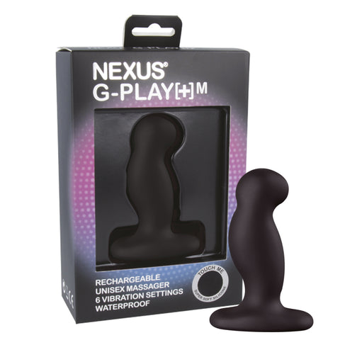 Nexus G-Play Plus Black Medium - AngelsandSinners